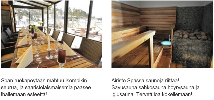 Airisto-spa-juhla-sauna