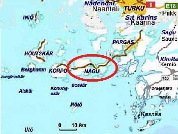 Kartta Nauvo