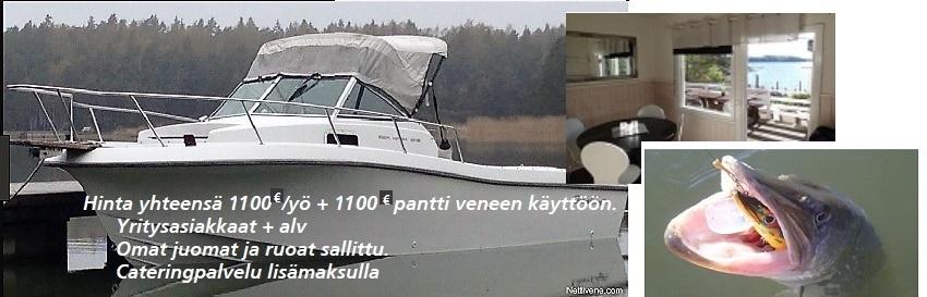 Vene-majoitus-kalastus-paketti