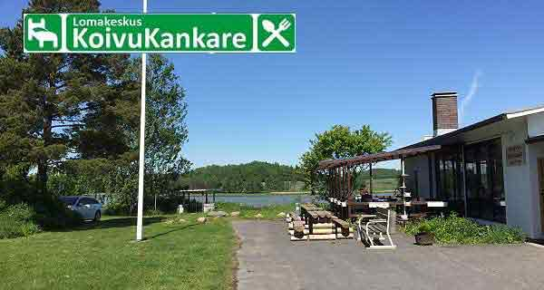 Holiday center Koivukankare - Kaarina / S:t Karins