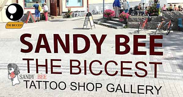 POP-UP SANDY BEE & THE BICCEST - Parainen
