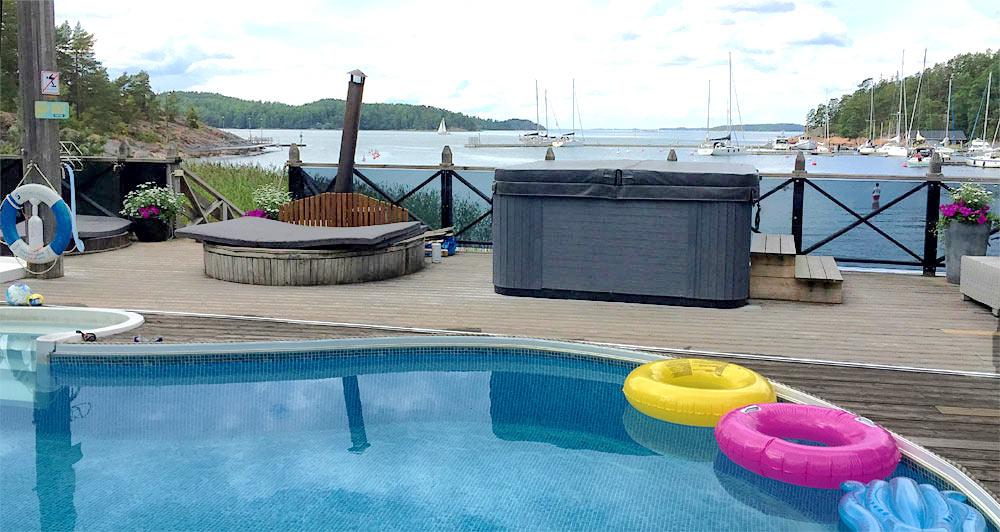 Airisto Spa pool