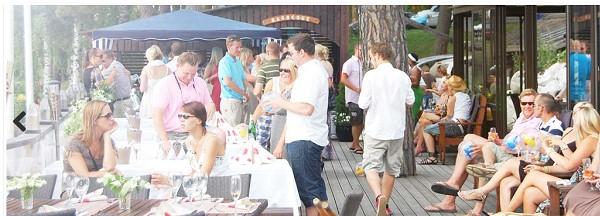 Airisto Spa Party