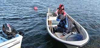 Meripesä Fishing