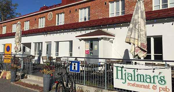 Hjalmar's restaurant & pub