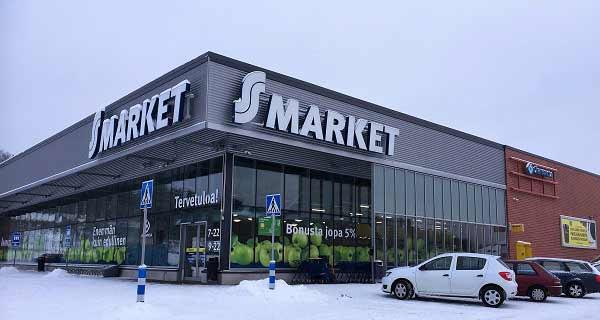 S-market - Kaarina