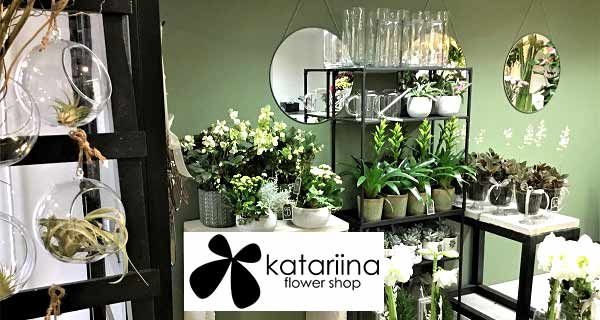Katariina Flower Shop - Kaarina