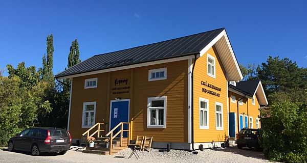 Köpmans Cafe Nauvo