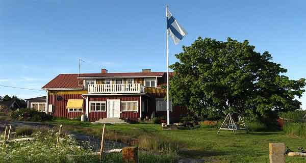 Majatalo Backaro - Nötö
