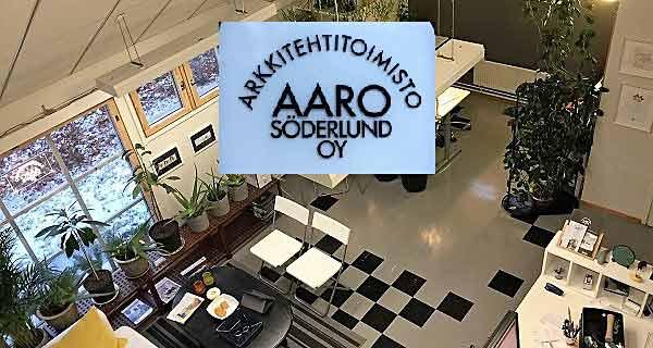 Aaro Söderlund Oy - Arkkitehti