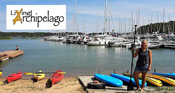 Nagu Kayak & Sup boards rental