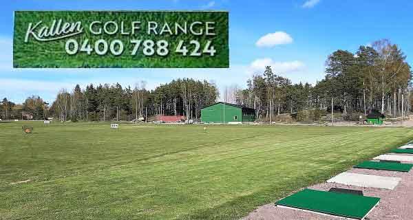 Kallen Golf Range Nagu