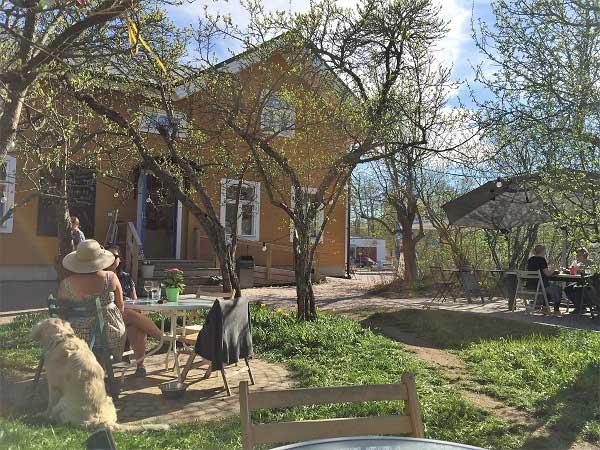 Nauvo Köpmans garden