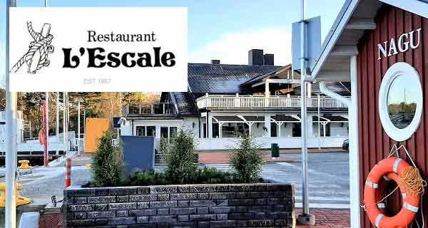 Restaurang L Escale