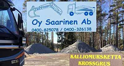 Oy Saarinen Ab - Nauvo