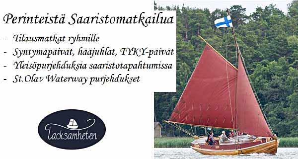 Nagu - Tacksamheten sailing bild2