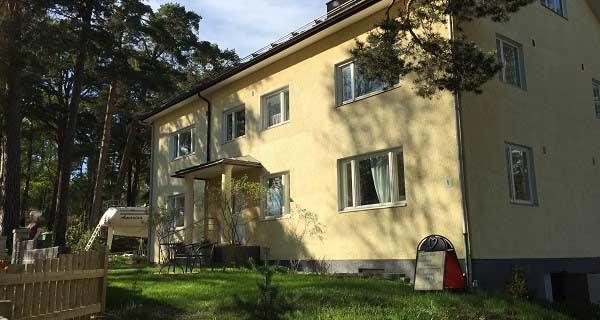 Villa Banken - Majoitus