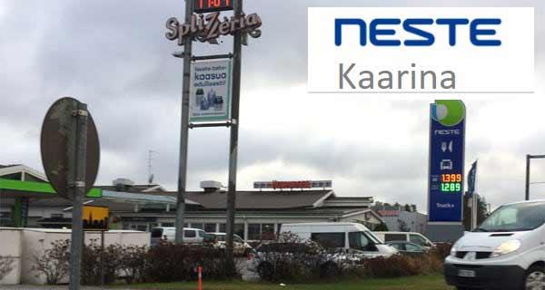 Neste Oil - Kaarina