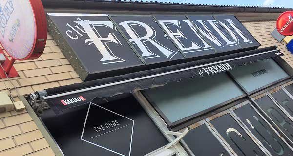 The CUBE Nightclub Frendi