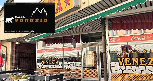 Pizzeria & Kebab Venezia - Pargas