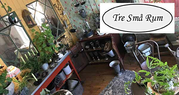 Pargas - Tre Små Rum Shop