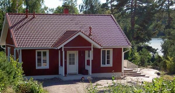 Strömma Gård cottages in Korppoo