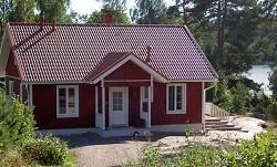 Strömma Gård mökit- Joulu ja uusivuosi mökillä