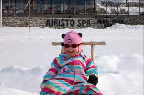 Kids & snow