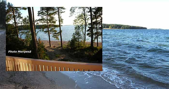 cottage #75 - Meripesä