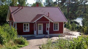 Strömma gård mökit - Korppoo - Turun saaristo