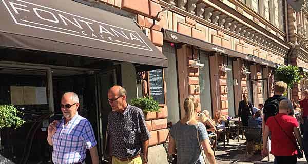 Cafe Fontana Turku