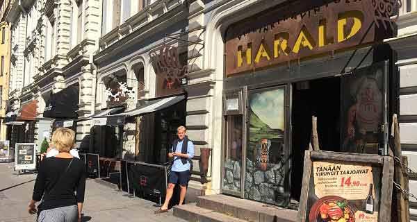 Viking ravintola Harald Turku