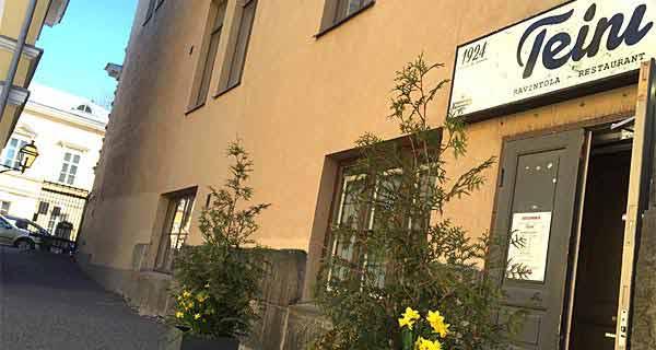 Ravintola Teini Turku