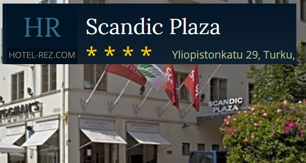 Scandic Plaza Turku
