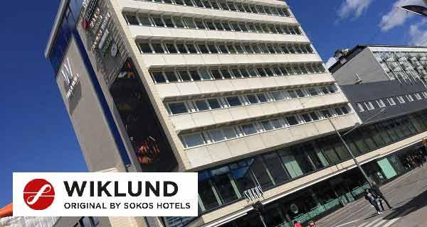 Socos Hotel Wiklund - Turku